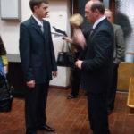 обговорення результатів захисту дисертації із Вченим секретарем (2008 р.), Шевчук Дмитро
