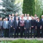 колектив дитячих хірургів ЖОДКЛ з адміністрацією (2007 р.)